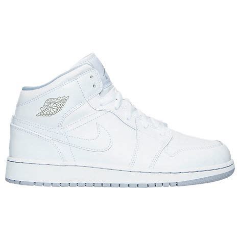 finish line youth basketball shoes grade school air 1 mid basketball shoes
