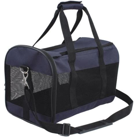 small carrier bag portable folding small pet puppy carrier fabric canvas crate travel bag ebay