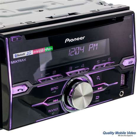 Mobil Usb Pioneer pioneer fh x720bt din in dash cd receiver with usb