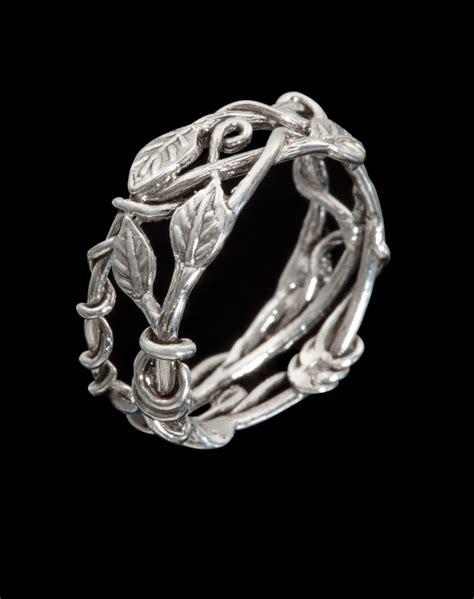 vine leaf ring sz 7 1 4 jewelry by poppy