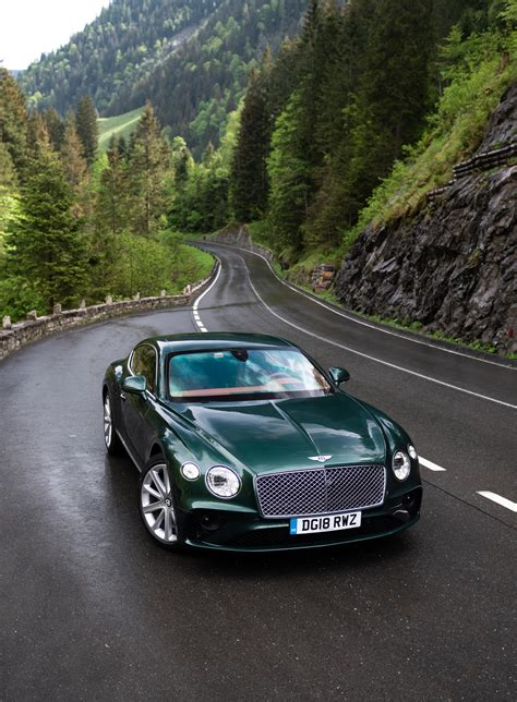 the 2019 bentley continental gt nuvo