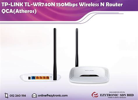 Tp Link Wireless N Router Tl Wr740n tp link tl wr740n 150mbps wireless n end 2 3 2017 12 15 pm