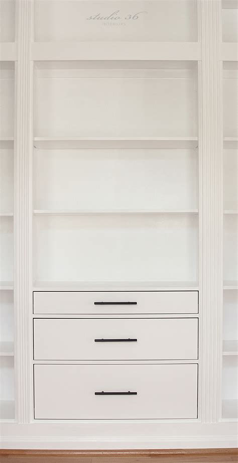 Ikea Bookcases by Diy Built In Bookcase Reveal An Ikea Hack Studio 36 Interiors