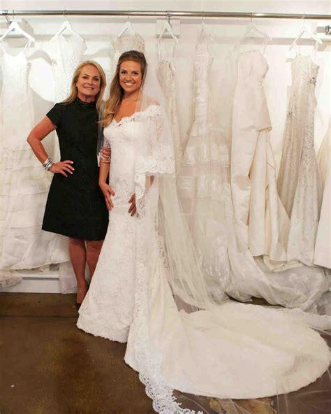 Wedding S by Inside Pamella Roland S S Wedding Dress Fitting