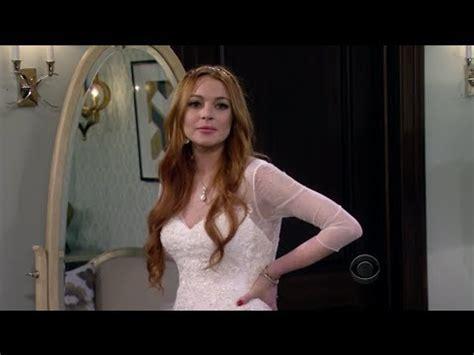 Lindsay Lohan Breaks by Lindsay Lohan Pokes At Herself On 2