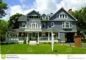 Victorian style home stock photography image 148712