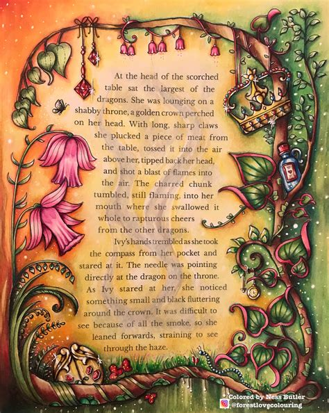 libro ivy and the inky basford ivy and the inky butterfly inky ivy ness butler coloring book pencil