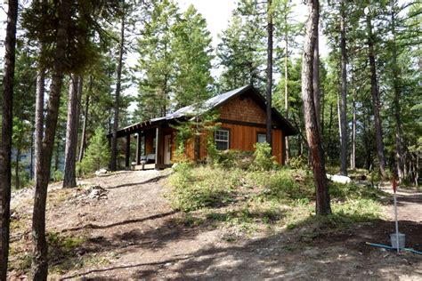 Rental Cabins In Montana by Cabin Rental On Flathead Lake In Montana