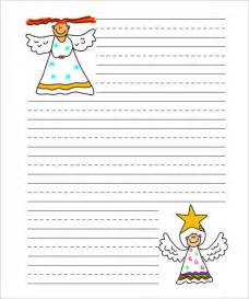Free Christmas Writing Paper 15 Christmas Paper Templates Free Word Pdf Jpeg