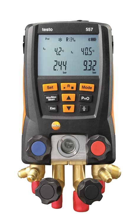 testo help using testo instruments for service and maintenance work