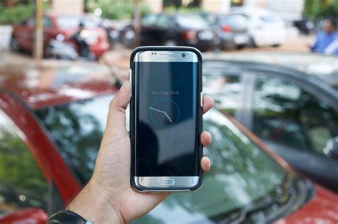 Spigen For Galaxy S7 Edge Neo Hybrid Black Pearl 5 samsung galaxy s7 edge spigen neo hybrid review sammobile sammobile