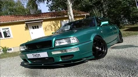 Audi Rs2 Tuning by Tuning Honda Prelude Et Audi 80 Avant Fr Youtube