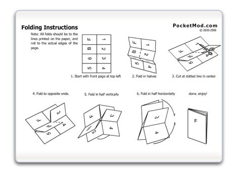 Paper Booklet Folding - don t turn the page yet tag folding booklets