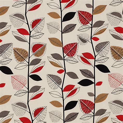 curtain fabric at john lewis buy autumn leaves furnishing fabric john lewis