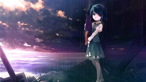 wallpaper anime sad hd sad anime wallpapers group 70