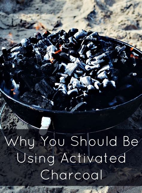 How Much Activated Charcoal Should You Use To Detox by Why You Should Be Using Activated Charcoal