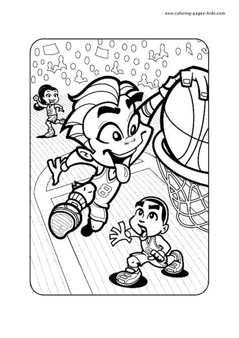 free printable coloring pages basketball basketball coloring pages free printable pictures