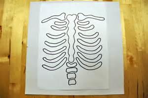 skeleton template diy skeleton baby maternity shirt