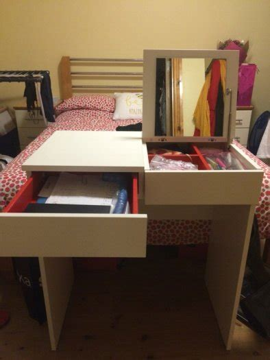 brimnes dressing table white brimnes dressing table for sale in rathmines dublin from
