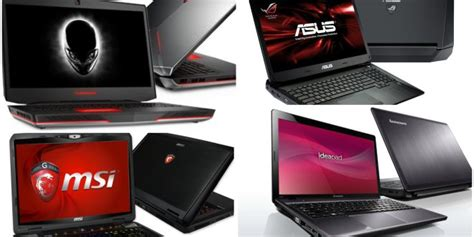 Harga Laptop Merk Hp Windows 10 6 laptop gaming terbaik terbaru dimensidata