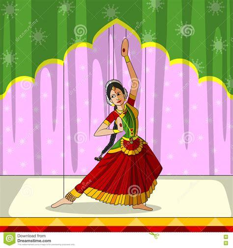rajasthani puppet  bhangra folk dance  punjab india cartoon vector cartoondealercom