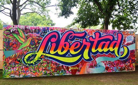 graffiti singular libertad lettering spray and brush 169 elliot t 250 pac i