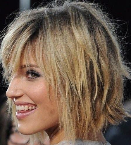 can fine hair be layered layered bob haircut for thin wavy hair short hairstyle 2013