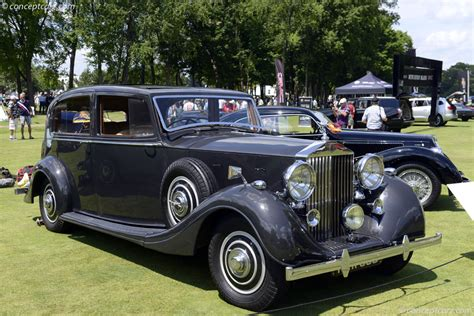 rolls royce 1939 1939 rolls royce wraith at the 37th annual concours d