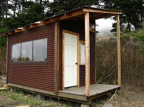 how to build a tiny cabin corrugated tiny house tiny house swoon
