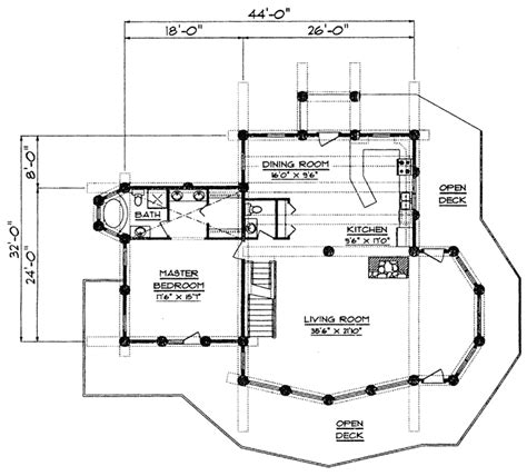 log post and beam package anesty log home plans