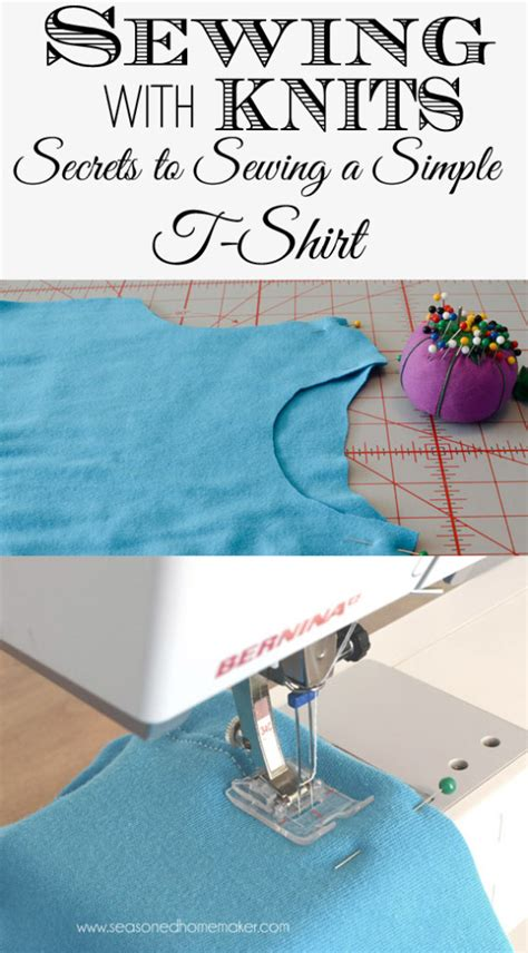 sewing with knits sewing with knits a t shirt