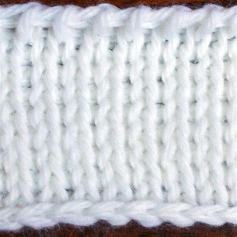 tunisian knitting tunisian knit stitch picture tutorial