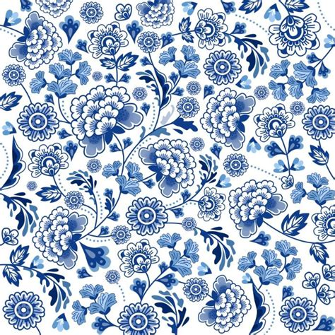 blue pattern porcelain porcelain chinese pattern blue colors patterns