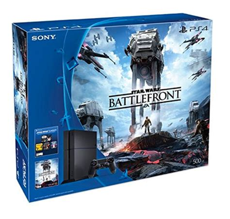 Ps4 Wars Battlefront darth vader sony ps4 console and battlefront ps4 bundle