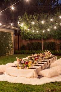 backyard birthday ideas for adults 25 best ideas about backyard decorations on