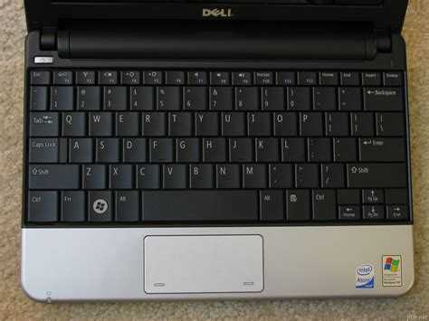Touchpad Dell Mini 10 dell inspiron mini 10 vs 10v review jrin net