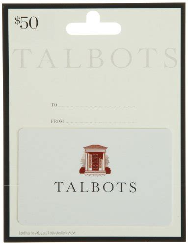 Talbots Gift Card Where To Buy - talbots gift card 50 shopswell