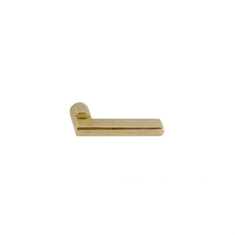 Knob The Builder by Rocky Mountain Eb20 Metro Escutcheon With Choice Of Knob