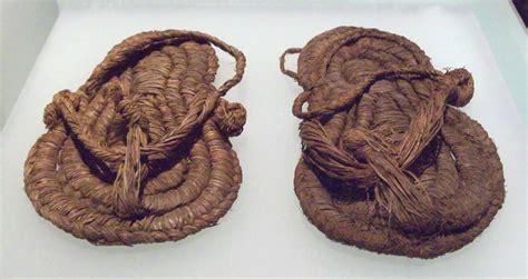 imagenes de sandalias egipcias file sandalias del neol 237 tico de albu 241 ol m a n inv 595 y