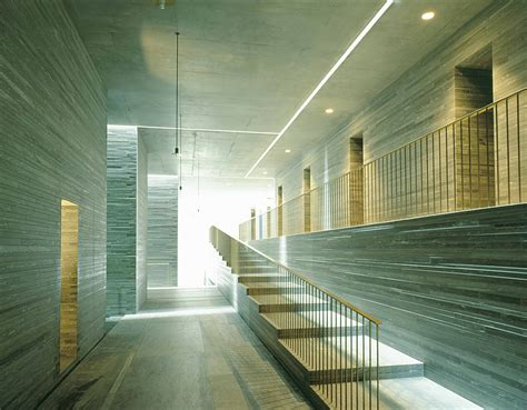 zumthor vals void matters architecture references therme vals by