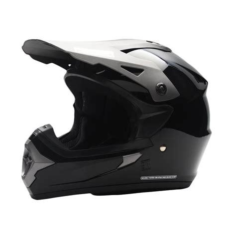 Helm Cargloss Cros Jual Cargloss Former Moto Cross Helm Black Harga Kualitas Terjamin
