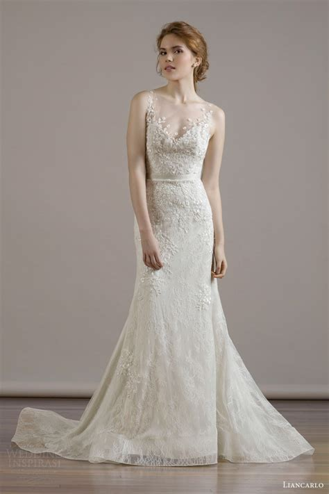 Brautkleider Italienischer Stil by Liancarlo Fall 2015 Wedding Dresses Wedding Inspirasi