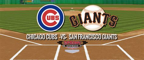 mlb betting preview chicago cubs  san francisco giants july