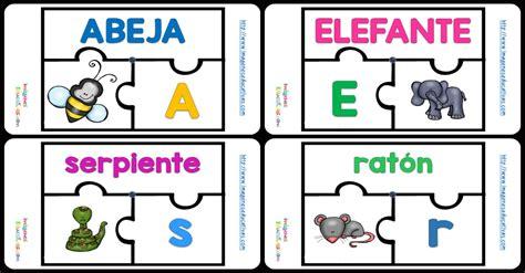 imagenes educativas letra m aprendo el abecedario juego puzzle abecedario imagenes