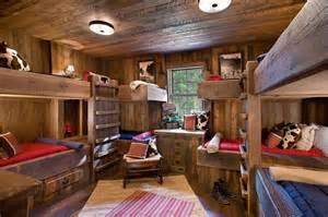 Barndominium Interiors Rustic Bedrooms Design Ideas Canadian Log Homes