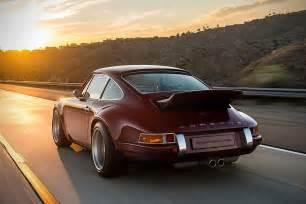 Porsche N Porsche 911 Carolina By Singer Vehicle Design The