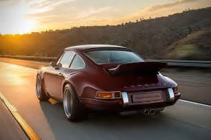 Porsche Nc Porsche 911 Carolina By Singer Vehicle Design The
