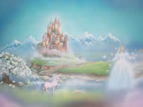 Acrylic Paint For Wall Murals fairytale mural with fairy and castle from skywoods