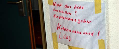 Kohlenmonoxidvergiftung Auto by Suizid Feuerwehrleben De