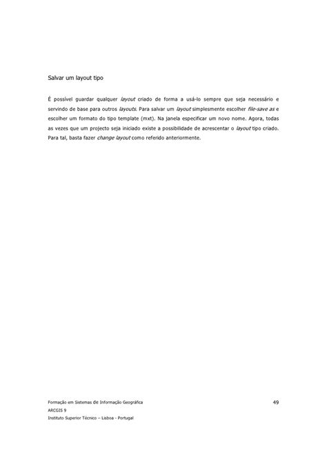 salvar layout arcgis manual do arc gis